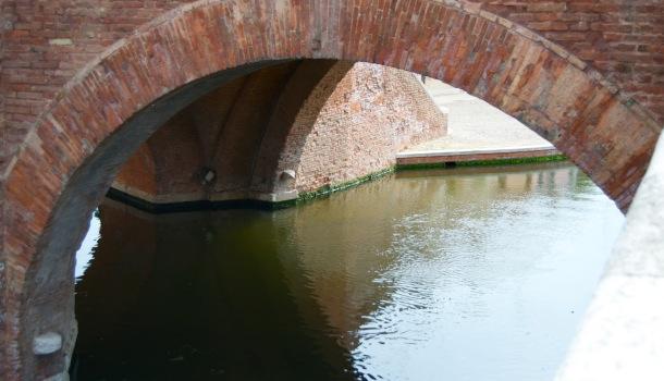 ponte degli sbrirri particolare