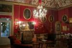 salotto rosso