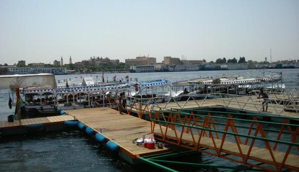 Luxor e il Nilo