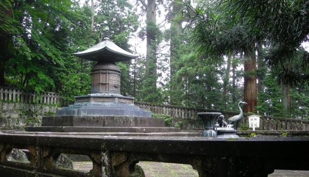 tomba di ieyasu tokugawa