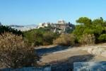 Atene e il colle delle Muse