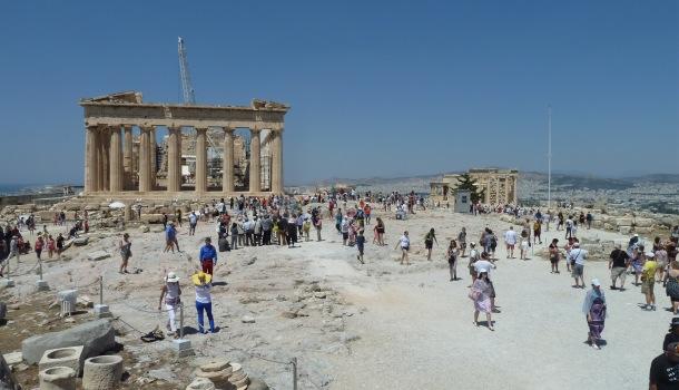 Acropoli di Atene e Partenone
