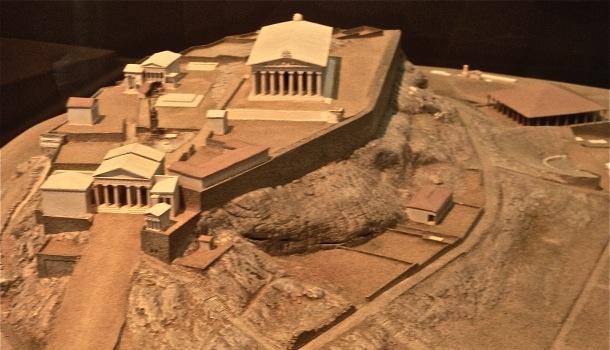 Acropoli in età classica