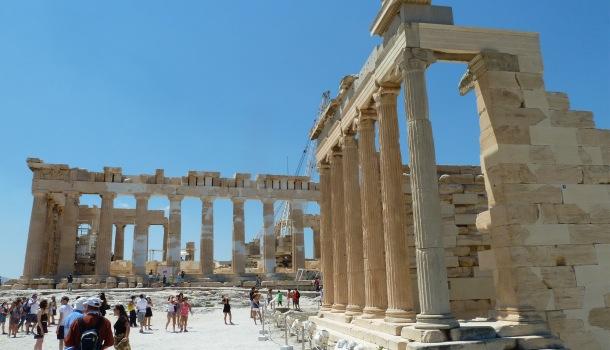 Partenone e Eretteo