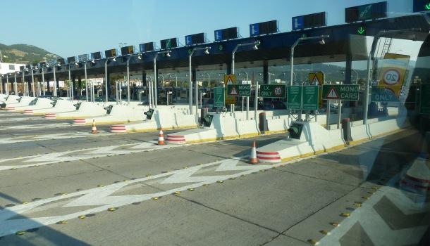 autostrada greca