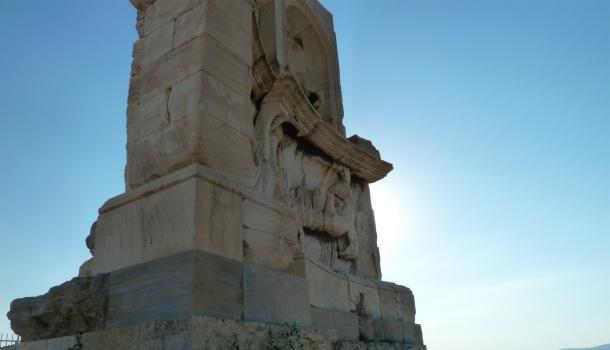 monumento del Filopappo