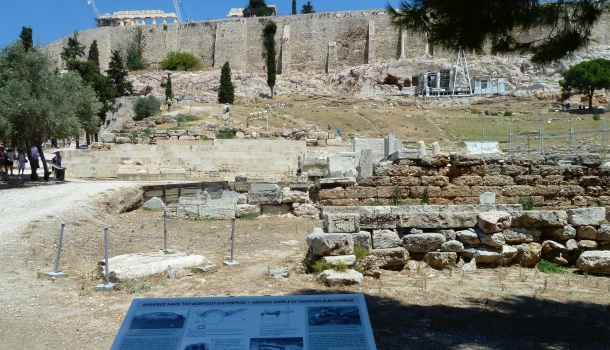 sito del teatro di dinisio