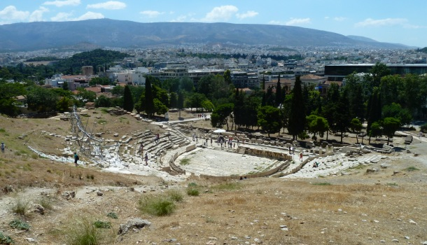 teatro di dionisio