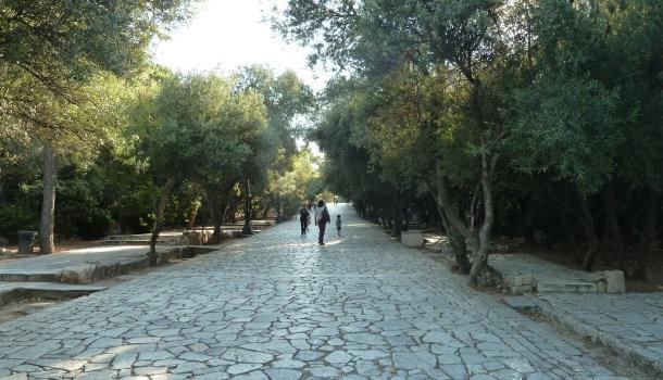 viale del Filopappo