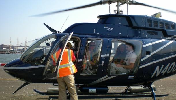 il nostro elicottero_foto Elena Farinelli