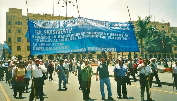 lavoratori peruviani