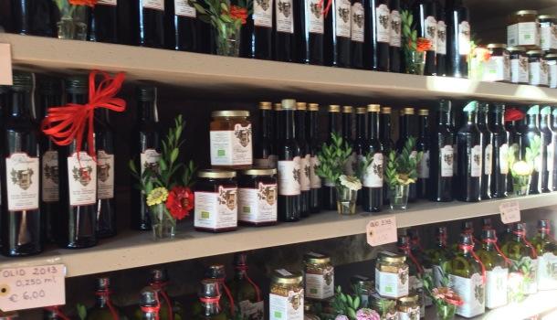 olio extravergine e miele