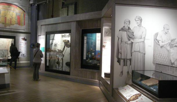 museum of london_sezioni