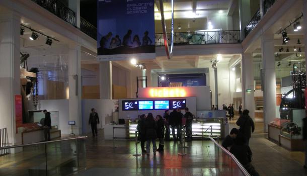 science museum ingresso