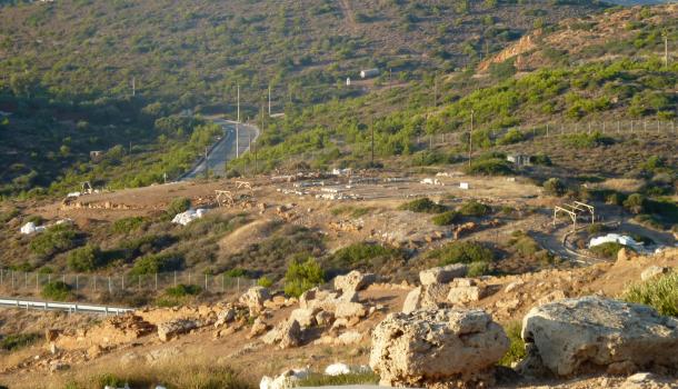 tempio di atena sunia