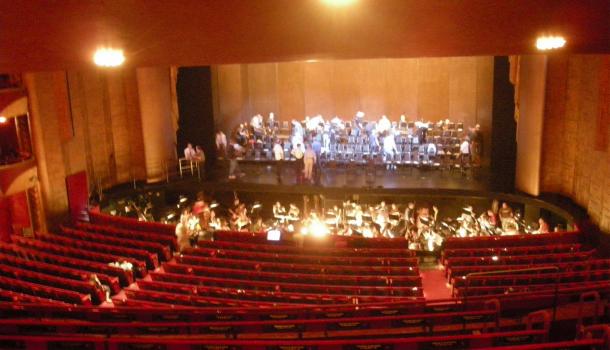 auditorium metropolitan opera house