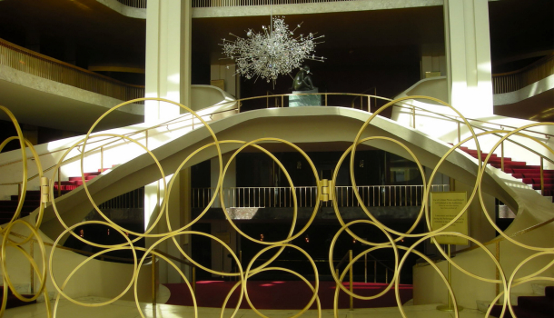 ingresso metropolitan opera house