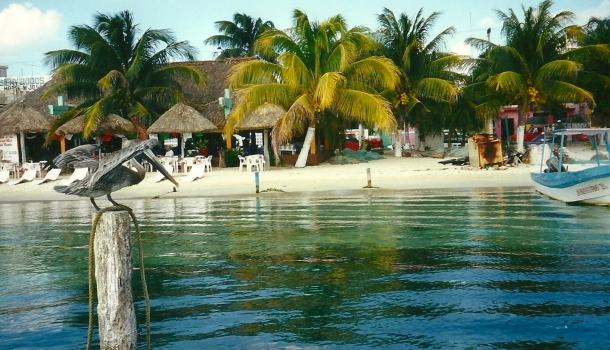 isla mujeres attracco
