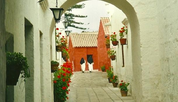 suore nel monastero di santa catalina
