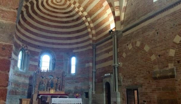abside abbazia di vezzolano