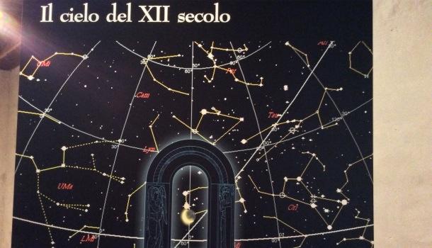 astronomia XII sec a vezzolano