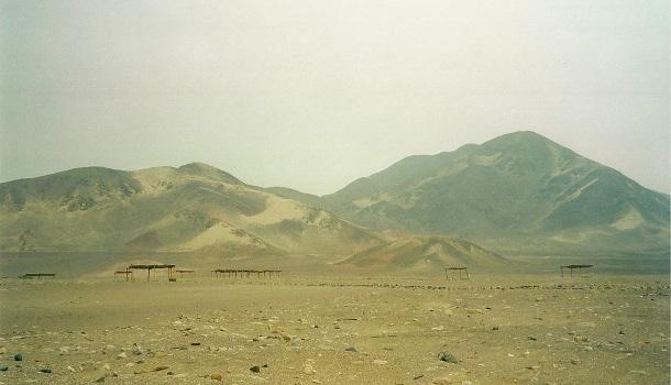 deserto e cimitero chauchilla