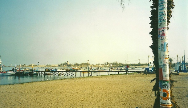 imbarcadero di paracas