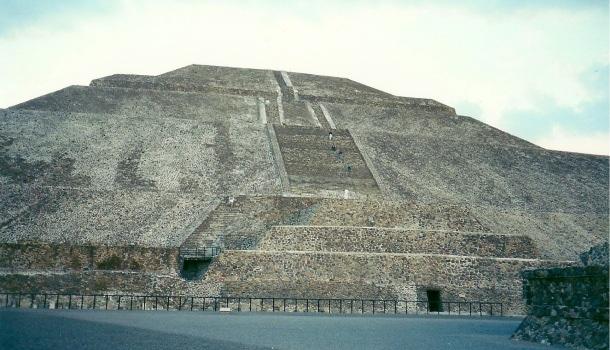 piramide del sol_teotihuacan