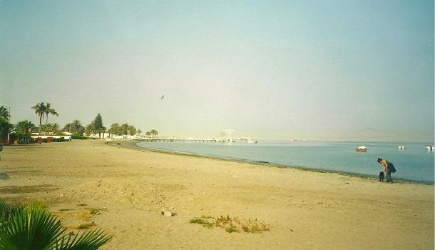 spiaggia di paracas