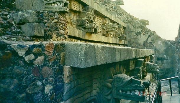 tempio di quetzalcoat