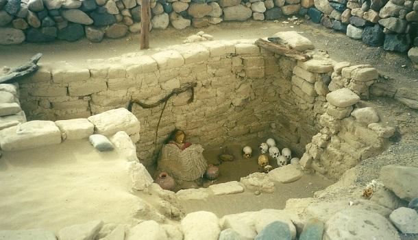 tomba chauchilla