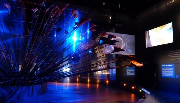 Olympic Cauldron Museum of London
