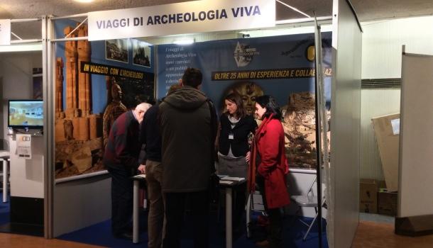i viaggi archeologici di archeologia viva