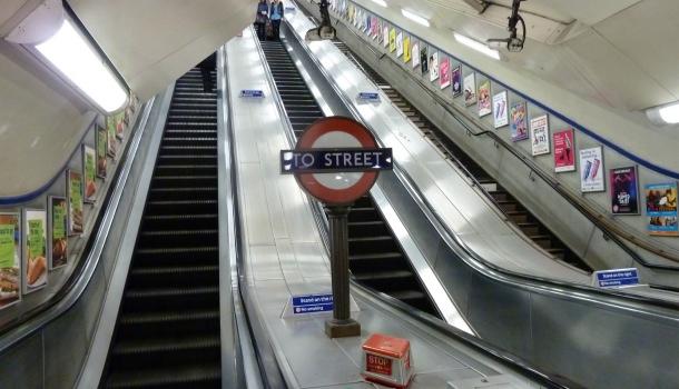 metropolitana di londra