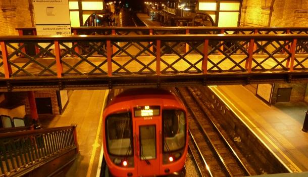 stazione di westbrompton