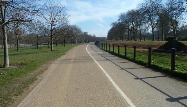 zona sud di Hyde Park