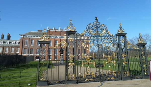 cancello kensington palace