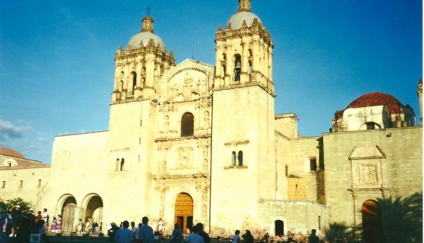 iglesia de santo domingo a oaxaca