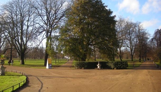 ingresso a kensington gardens