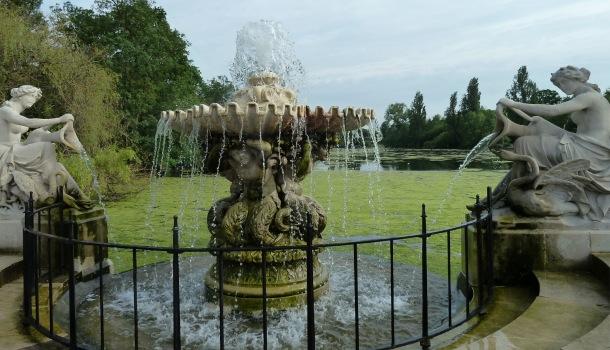 kensington gardens ingresso