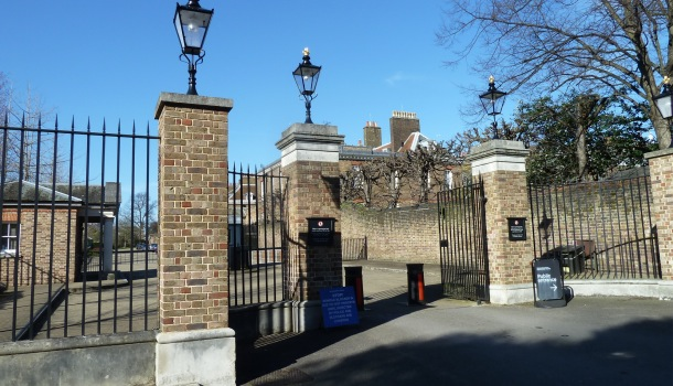 kensington palace area privata