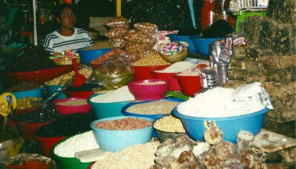 mercato di oaxaca
