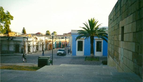 piazza di oaxaca