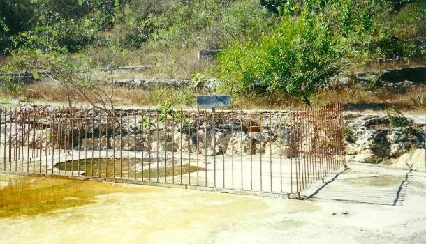 sorgente di hierve el agua