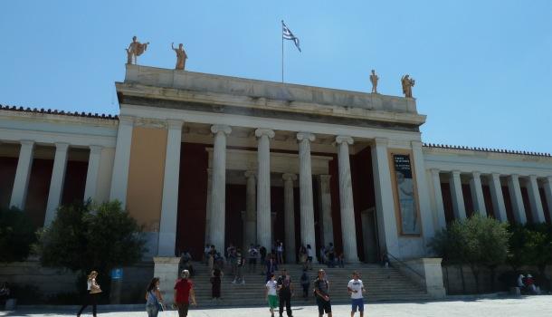 museo archeologico nazionale atene ingresso