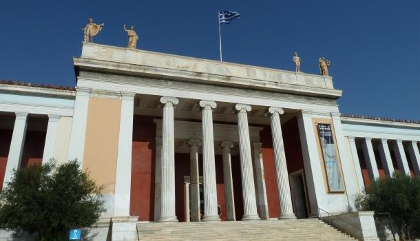 museo archeologico nazionale atene