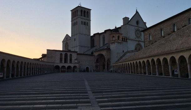 piazza e basilica