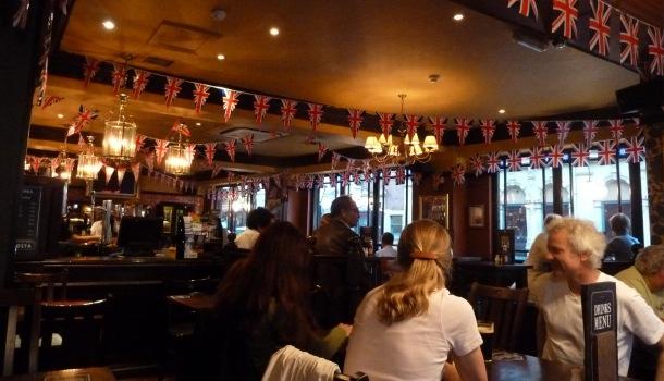 pub londra