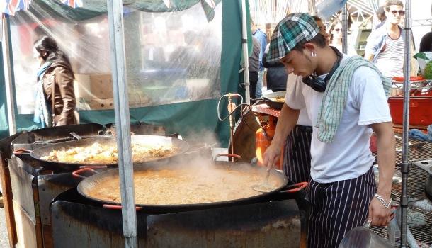street food a portobello road