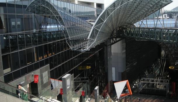 kyoto station copertura